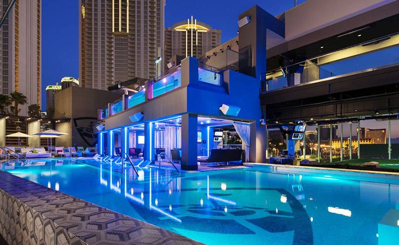 Top Golf Las Vegas & Graybar Choose Vivid S LED Neon - LED ...