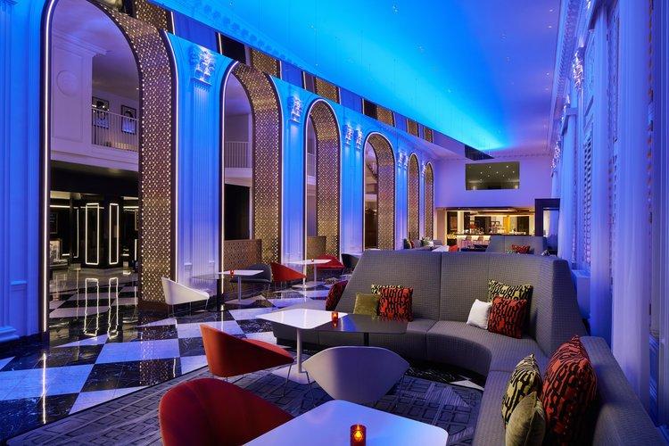 W Hotel Lobby (3)